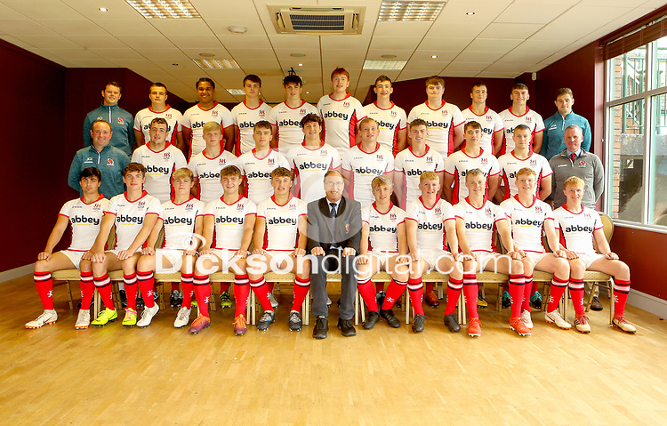 Wednesday 14th August 2019 | Ulster U19 Squad<br /> <br /> Ulster U19 Squad at their training base at Newforge Country Club, Belfast, Northern Ireland. Photo by John Dickson / DICKSONDIGITAL