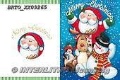 Alfredo, CHRISTMAS SANTA, SNOWMAN, WEIHNACHTSMÄNNER, SCHNEEMÄNNER, PAPÁ NOEL, MUÑECOS DE NIEVE, paintings+++++,BRTOXX09265,#x#