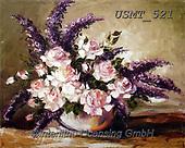 Malenda, FLOWERS, BLUMEN, FLORES, paintings+++++,USMT521,#f#, EVERYDAY ,oil paintings
