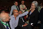 ROSI BINDI E NICOLA LATORRE<br /> ASSEMBLEA PARTITO DEMOCRATICO - HOTEL MARRIOT ROMA 2009