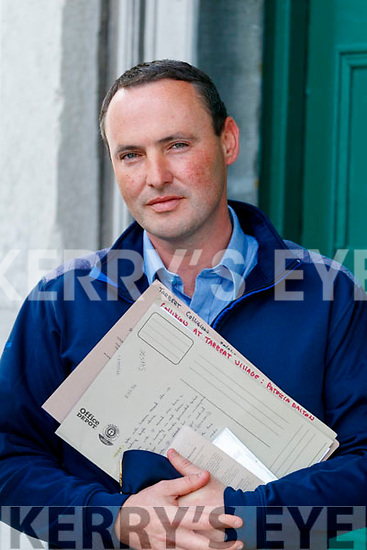 Garda Keith Maher, Ballyduff Garda Station