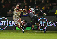 Friday 13th December 2019 | Harlequins vs Ulster Rugby<br /> <br /> Rob Hewrring during the Heineken Champions Cup Round 4 clash in Pool 3, between Harlequins and Ulster Rugby and Harlequins at The Stoop, Twickenham, London, England. Photo by John Dickson / DICKSONDIGITAL