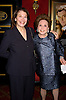 """Sherry Lansing and Cindy Adams ..at The New York Premiere of """" Alfie"""" on October 18, 2004 ..at The Ziegfeld Theatre. ..Photo by Robin Platzer, Twin Images"""