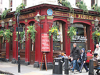 LONDON--British Pubs