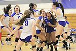 2015 Los Altos High v. Mountain View High, Girls Volleyball