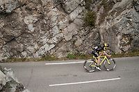 Niccolò Bonifazio (ITA/Direct Energie)<br /> <br /> Stage 8: Nice to Nice (110km)<br /> 77th Paris - Nice 2019 (2.UWT)<br /> <br /> ©kramon