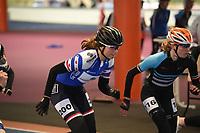 INLINESKATEN: HEERENVEEN: 30-04-2021, Inline-Skatecentrum Sportstad, KNSB Topsportwedstrijd Inlineskaten, ©foto Martin de Jong