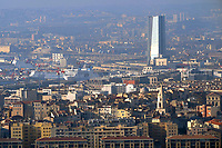 - Marsiglia, panorama della città con la torre CMA CGM <br /> <br /> <br /> <br /> - Marseille, panorama of the city with tower CMA CGM