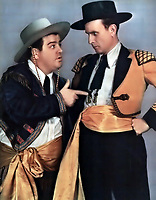 Abbott and Costello (colorized version)