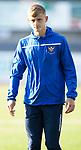 St Johnstone FC….Season 2019-20 <br />Sam Denholm<br />Picture by Graeme Hart. <br />Copyright Perthshire Picture Agency<br />Tel: 01738 623350  Mobile: 07990 594431