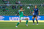19.09.2020, wohninvest Weserstadion, Bremen, GER,  SV Werder Bremen vs Hertha BSC Berlin, <br /> <br /> <br />  im Bild<br /> <br /> Yuya Osako (Werder Bremen #08)<br /> <br /> Foto © nordphoto / Kokenge<br /> <br /> DFL regulations prohibit any use of photographs as image sequences and/or quasi-video.