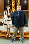 A Kol Ami Bat Mitzvah<br /> Family portraits on the grounds and bema