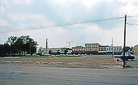 Gonzales:  West Square Parking Lot.  Photo '80.