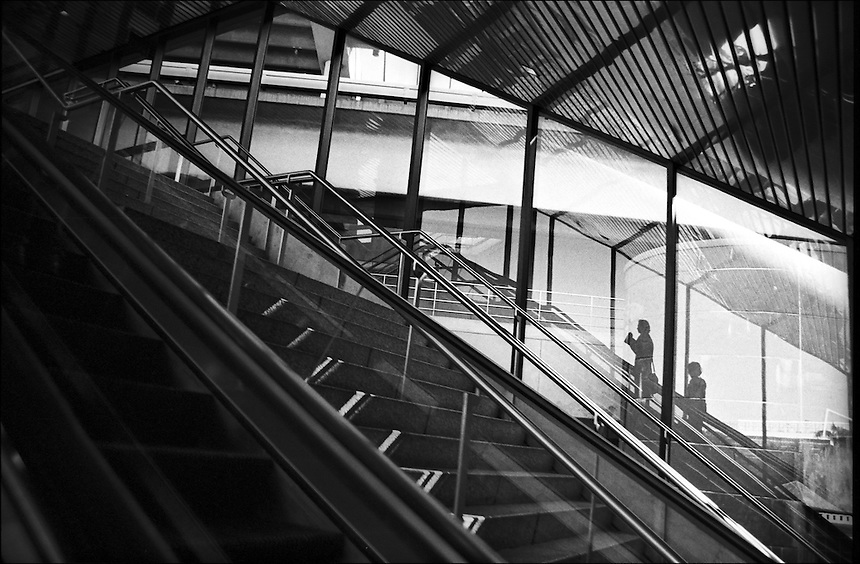 "Government Center Station<br /> From ""Walking Downtown"" series<br /> Miami, 2010"