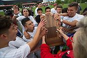 Siloam Springs vs Russellville - 6A Boys Soccer Championship