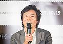Autumn Sonata press conference in Seoul with Boa