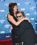 Jack Black and wife at Fox's  2011 American Idol Finale held at The Nokia Live in Los Angeles, California on May 25,2011                                                                               © 2011 Hollywood Press Agency