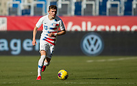 CARSON, CA - FEBRUARY 1: Sam Vines #13 of the United States looking for an open teammate during a game between Costa Rica and USMNT at Dignity Health Sports Park on February 1, 2020 in Carson, California.