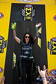 NHRA Mello Yello Drag Racing Series<br /> NHRA Northwest Nationals<br /> Pacific Raceway, Kent WA USA<br /> Sunday 6 August 2017<br /> Alexis Dejoria, Patron Tequila, Toyota, Camry, Funny Car<br /> <br /> World Copyright: Jason Zindroski<br /> HighRev Photography