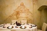 PAN Dining Room, Il Convivio Restaurant, Rome, Italy, Europe