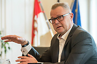 2020/10/05 Portrait | Michael Stübgen | Innenminister Brandenburg