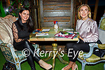 Enjoying the evening the in Molly J's on Saturday, l to r: Breda McMahon (Tralee) and Gillian Newman (Cork).
