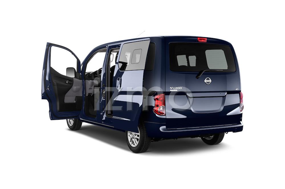 Car images of a 2014 Nissan Evalia Connect Edition 5 Door Mini MPV 2WD Doors