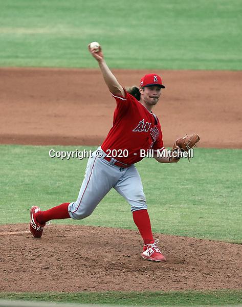 Denny Brady - 2020 AIL Angels (Bill Mitchell)