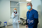 Doctor Kathleen Murphy and Doctor Gerry O'Shea of Clounalour Medical Centre, Tralee.