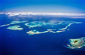 Ilots Améré et Kié, lagon sud