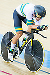Nicholas Yallouris of Australia competes in the Men's Kilometre TT - Qualifying during the 2017 UCI Track Cycling World Championships on 16 April 2017, in Hong Kong Velodrome, Hong Kong, China. Photo by Chris Wong / Power Sport Images