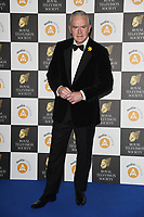 Huw Edwards<br /> arriving for the RTS Awards 2019 at the Grosvenor House Hotel, London<br /> <br /> ©Ash Knotek  D3489  19/03/2019