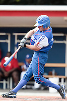 13 July 2010: Joris Bert of Team France makes contact during day 1 of the Open de Rouen, an international tournament with Team France, Team Saint Martin, Team All Star Elite, at Stade Pierre Rolland, in Rouen, France.
