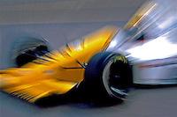 Grande Prêmio de Fórmula 1 em Interlagos, São Paulo. 1993. Foto de Juca Martins.