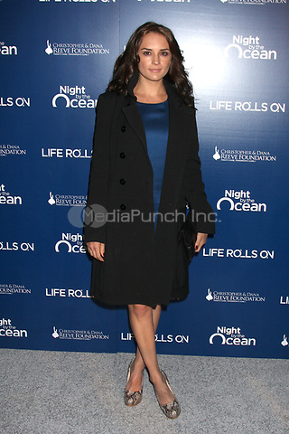 MARINA DEL REY, CA - NOVEMBER 10: Rachael Leigh Cook at The Life Rolls On Foundation's 9th Annual Night by the Ocean at the Ritz-Carlton Hotel on November 10, 2012 in Marina del Rey, California. Credit: mpi21/MediaPunch Inc.