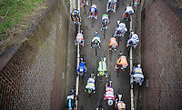 48th Amstel Gold Race 2013..Top View