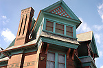 Rowley House Museum, West 4th Street.