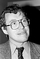 November 28, 1987 File Photo - Montreal, Quebec, CANADA - NDP (New Democratic Party of Canada) Convention - Michael Cassidy