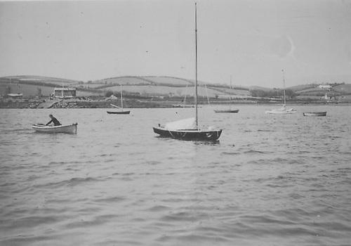 Snipe Sailing Club in Whiterock Bay courtesy James Nixon