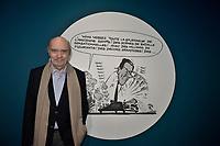 Jean-Paul RAPPENEAU - Vernissage de l'exposition Goscinny - La Cinematheque francaise 02 octobre 2017 - Paris - France