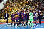 League LNFS 2018/2019.<br /> Play Off. Game: 5.<br /> FC Barcelona Lassa vs El Pozo Murcia: 3-2.