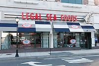 The Legal Sea Foods restaurant in White Plains, New York