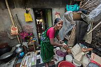 Gita Rani, Sonadanga Sweeper Colony, Khulna