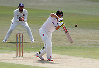 Tom Clark bats for Sussex during Kent CCC vs Sussex CCC, Bob Willis Trophy Cricket at The Spitfire Ground on 8th August 2020