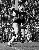 Willie Bethea HamiltonTiger Cats 1964. Copyright photograph Ted Grant