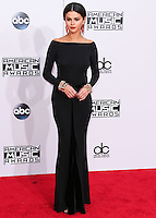 LOS ANGELES, CA, USA - NOVEMBER 23: Selena Gomez arrives at the 2014 American Music Awards held at Nokia Theatre L.A. Live on November 23, 2014 in Los Angeles, California, United States. (Photo by Xavier Collin/Celebrity Monitor)