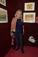 Carole WEISWEILLER - Vernissage de l'exposition Goscinny - La Cinematheque francaise 02 octobre 2017 - Paris - France