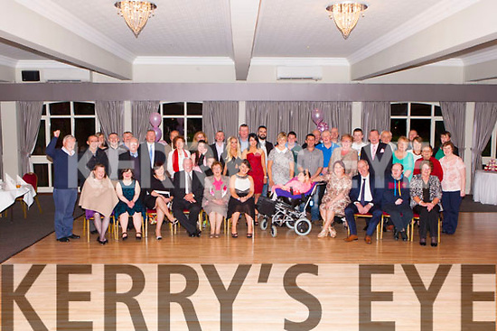 Susan O'Neill Mastergeeha celebrated her 21st birthday with her family in the Killarney Heights hotel on Friday night