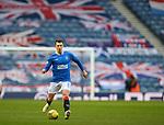 13.02.2021 Rangers v Kilmarnock: Ryan Jack