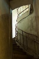 Abandoned Castle in the former GDR.<br /> 6.4.2014<br /> Copyright: Christian-Ditsch.de<br /> [Inhaltsveraendernde Manipulation des Fotos nur nach ausdruecklicher Genehmigung des Fotografen. Vereinbarungen ueber Abtretung von Persoenlichkeitsrechten/Model Release der abgebildeten Person/Personen liegen nicht vor. NO MODEL RELEASE! Don't publish without copyright Christian-Ditsch.de, Veroeffentlichung nur mit Fotografennennung, sowie gegen Honorar, MwSt. und Beleg. Konto:, I N G - D i B a, IBAN DE58500105175400192269, BIC INGDDEFFXXX, Kontakt: post@christian-ditsch.de<br /> Urhebervermerk wird gemaess Paragraph 13 UHG verlangt.]